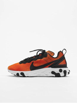 Nike Zapatillas de deporte React Element 55 Premium SU19 naranja