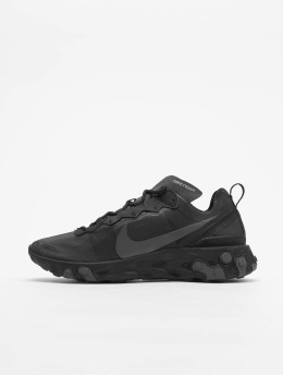 Nike Zapatillas de deporte React Element 55 negro