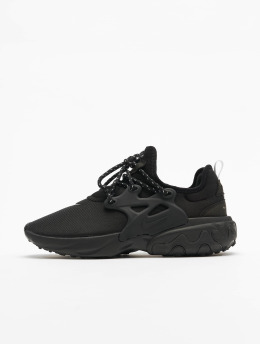 Nike Zapatillas de deporte React Presto negro