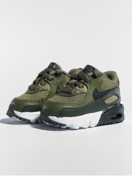 Nike Zapatillas de deporte Air Max 90 Mesh (TD) Toddler oliva