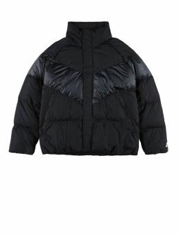 Nike Zimní bundy Sportswear čern