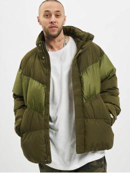 Nike Zimné bundy Sportswear olivová