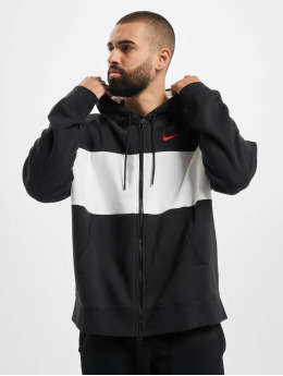 Nike Zip Hoodie Air Full Zip Fleece black