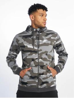 Nike Zip Hoodie Club Camo FZ FT camouflage