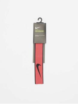 Nike zweetbandje Swoosh2.2  rood