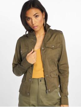 Noisy May Демисезонная куртка nmTune  зеленый