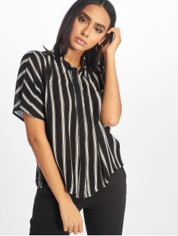 Noisy May Blouse/Tunic nmMelissa Short Sleeve 2 black