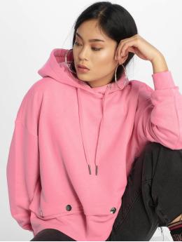 Noisy May Bluzy z kapturem nmLeia pink