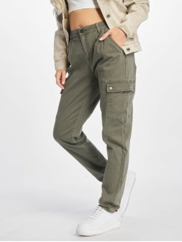 Noisy May Cargo pants nmBronx  olivový