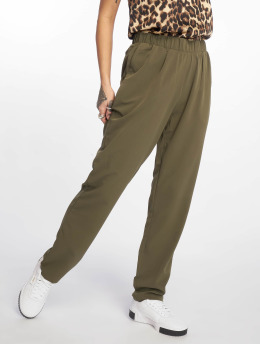 Noisy May Chino pants nmMatti Recycle olive