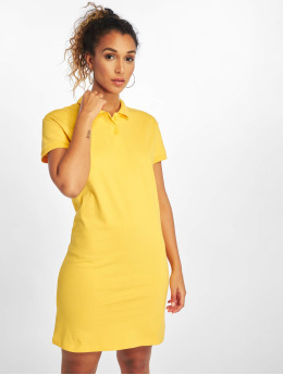 Noisy May Dress nmNoah  yellow