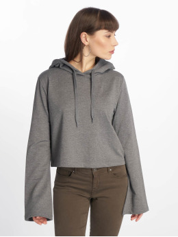 Noisy May Hoody nmShanna grau