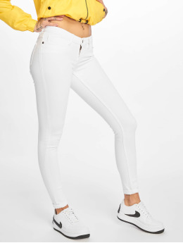 Noisy May Jeans slim fit nmEve Noos bianco