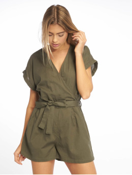 Noisy May Jumpsuit nmLine olive