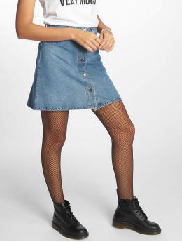 Noisy May Jupe nmSunny Noos Short Denim bleu