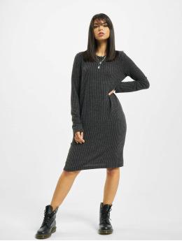 Noisy May jurk nmLucie Knit grijs