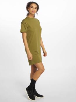 Noisy May jurk nmElla olijfgroen