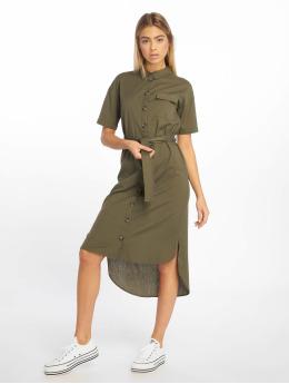 Noisy May jurk nmLine olijfgroen