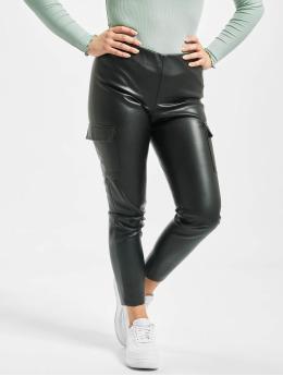 Noisy May Pantalon cargo nmSeray  noir