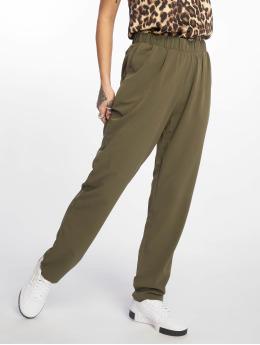 Noisy May Pantalon chino nmMatti Recycle olive