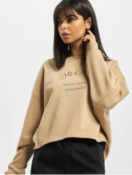 Noisy May Pullover nmPumba  beige