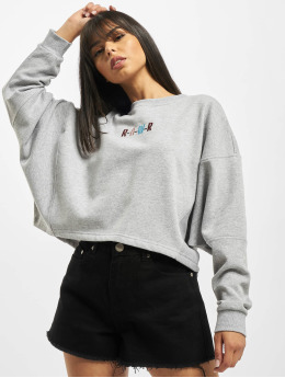 Noisy May Pullover nmPumba  grau