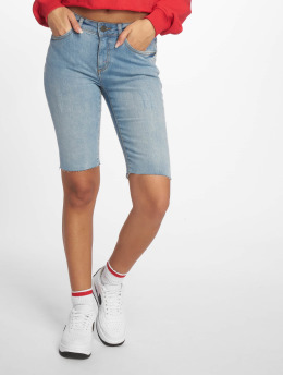 Noisy May nmKhloe NW Denim Bermuda CS012LB2 Shorts Light Blue Denim