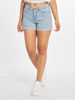 Noisy May shorts nmBe Lucy Fold Noos blauw