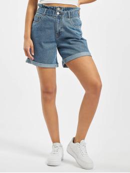Noisy May shorts nmLyra  blauw