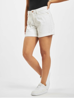 Noisy May Shorts nmSmiley  hvit