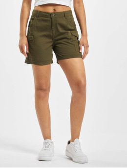 Noisy May Shorts nmLouise Nw olive