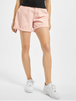 Noisy May Shorts nmSmiley pink