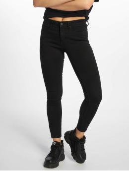 Noisy May Skinny Jeans nmKimmy čern