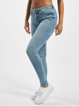 Noisy May Skinny jeans nmVicky Nw blauw