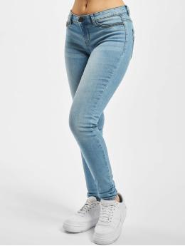 Noisy May Skinny jeans nmEve Low Waist VI059LB blauw