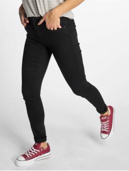 Noisy May Skinny Jeans nmJen czarny