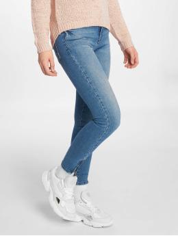 Noisy May Skinny Jeans nmKimmy niebieski