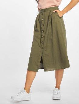 Noisy May Spódniczki nmLine  oliwkowy