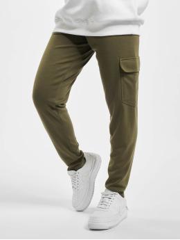 Noisy May Spodnie do joggingu nmSejla  zielony