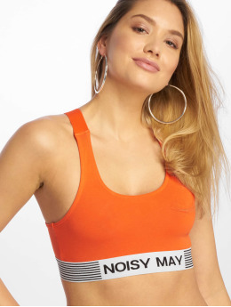 Noisy May Sports Bra nmEva orange