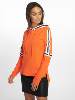 Noisy May Sweat capuche nmZena orange