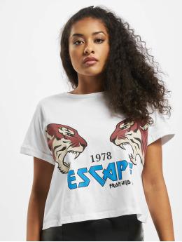 Noisy May T-Shirt nmMacie  blanc
