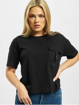 Noisy May T-Shirt nmSummer  noir