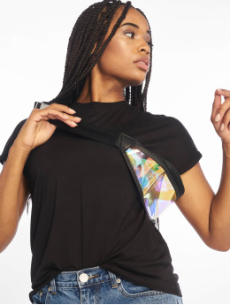 Noisy May t-shirt nmNola zwart