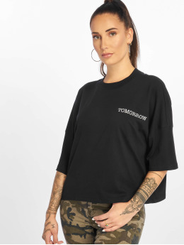 Noisy May T-Shirty nmTomorrow Swing czarny