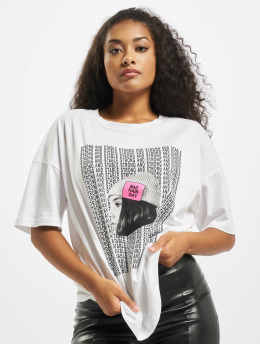 Noisy May T-skjorter nmIda  hvit