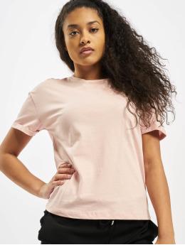 Noisy May T-skjorter nmBrandy  rosa