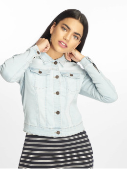Noisy May Veste Jean nmDebra Noos Denim bleu