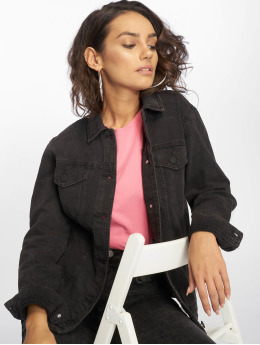 Noisy May Veste Jean nmOle Noos Denim noir