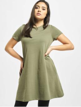 Noisy May Vestido nmLuni Pocket oliva